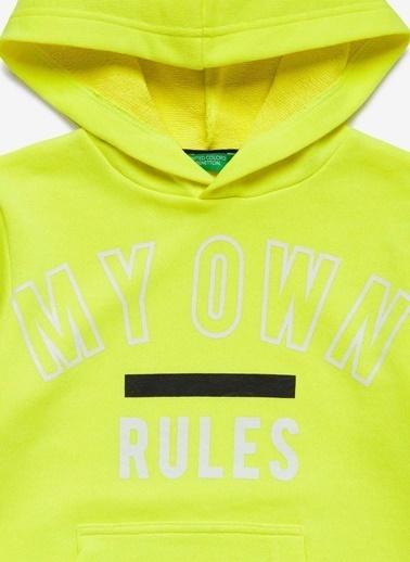 Benetton Sweatshirt Renkli